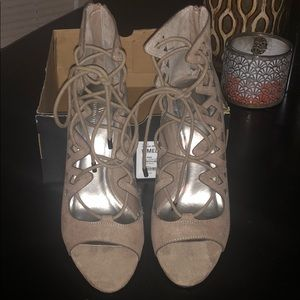 Worthington Brand new laced up heels